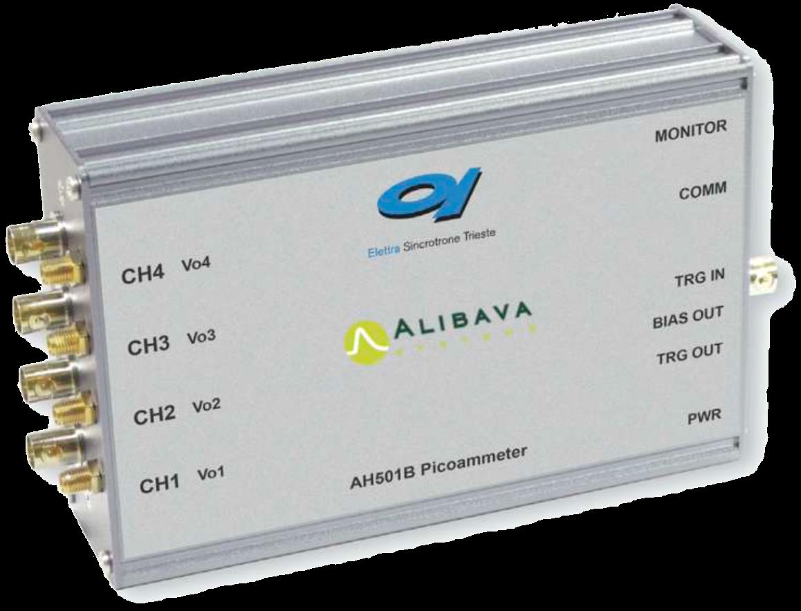Alibava Systems Picoammeter