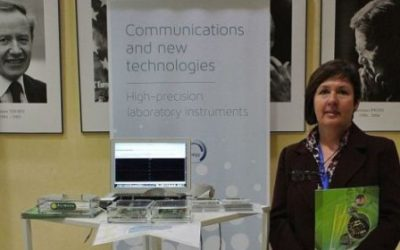ALIBAVA Systems at the 16th European Strategy Session of Council in Brussels