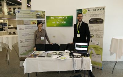 Alibava Systems at the 14th Vienna Conference on Instrumentation